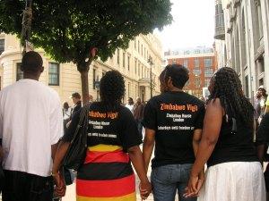 """Zimbabwe Vigil"""