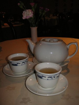 Chinese tea - always the best!