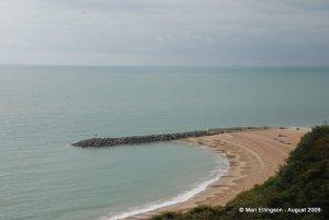 Nice sandy beach...