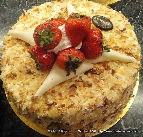 Cake, glorious cake...